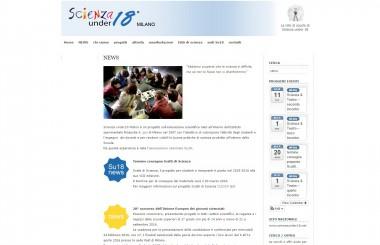 scienzaunder18.net
